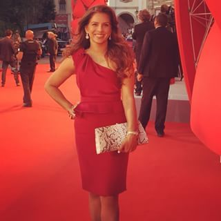 On the Red Carpet #Venicefilmfestival #Remember A movie to look out for