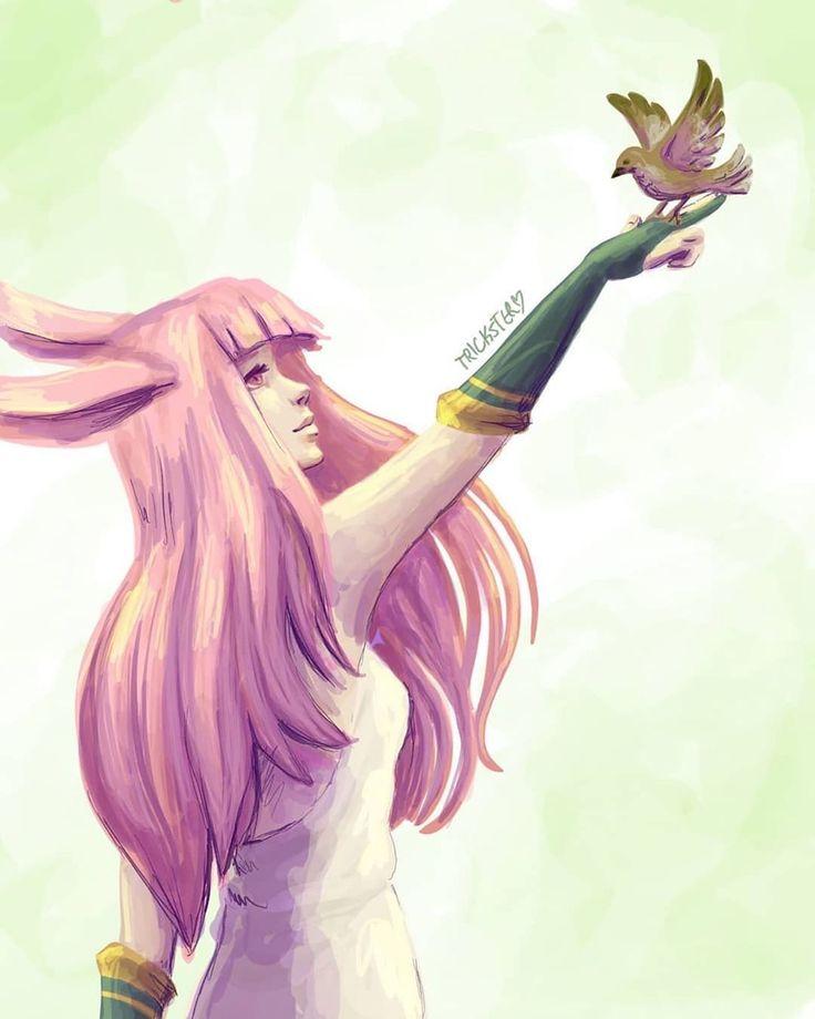 Lyca: Keeper of Glades   Рисунки