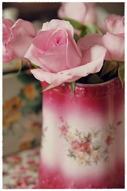 Lovely rose pink