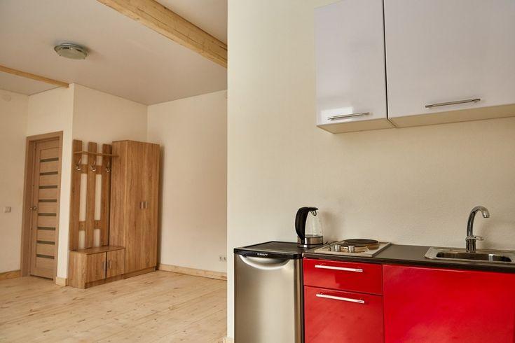 Апартаменты и номера в СПА бане Красной Поляны гостевого дома в горах Сочи.