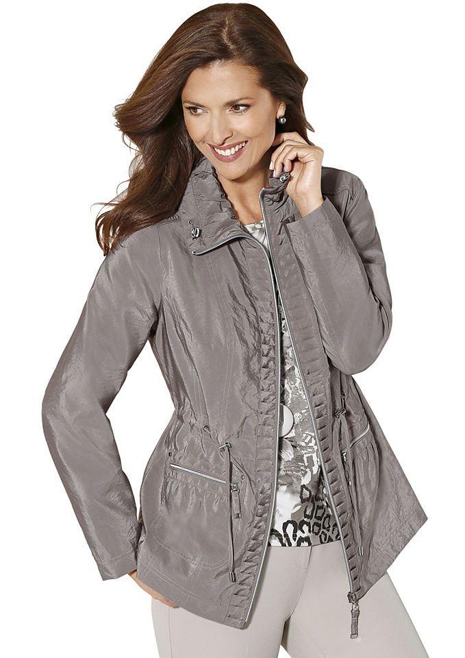 Lady Leichte Jacke für den Übergang Jetzt bestellen unter: https://mode.ladendirekt.de/damen/bekleidung/jacken/sonstige-jacken/?uid=6e13d46f-9734-5166-b6e8-c48d2946abf1&utm_source=pinterest&utm_medium=pin&utm_campaign=boards #kurz #sonstigejacken #bekleidung #jacken