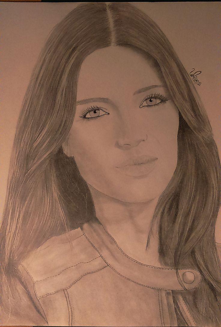 dibujo a lapiz Sara Carbonero https://www.youtube.com/watch?v=XVr3FUShKCY