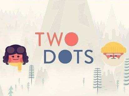 Two Dots | 12 Mobile Games You Can Play Without Wi-Fi