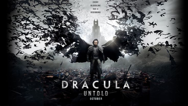 "Upcoming horror movie ""Dracula Untold"" directed by Gary Shore and starring Luke Evans, Dominic Cooper, Samantha Barks is expected Oct 17, 2014 in USA: The story of how a man became Dracula.   Trailer: http://cms.springboardplatform.com/previews/141/video/951415/0/0/1  For all the top rated horror movies of all time: http://www.besthorrormovielist.com/ #horrormovies #scarymovies #horror #horrorfilms #horrormovietrailers #upcominghorrormovies"