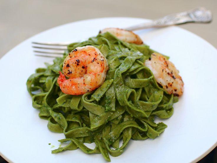Best healthy shrimp pasta recipe