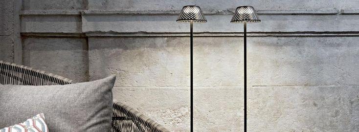 DESIGN | MESH da tavolo | Platek - Long Lasting Lights | Illuminazione Brescia