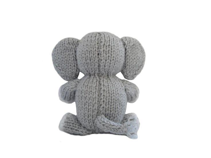 (6) Name: 'Knitting : Elephant