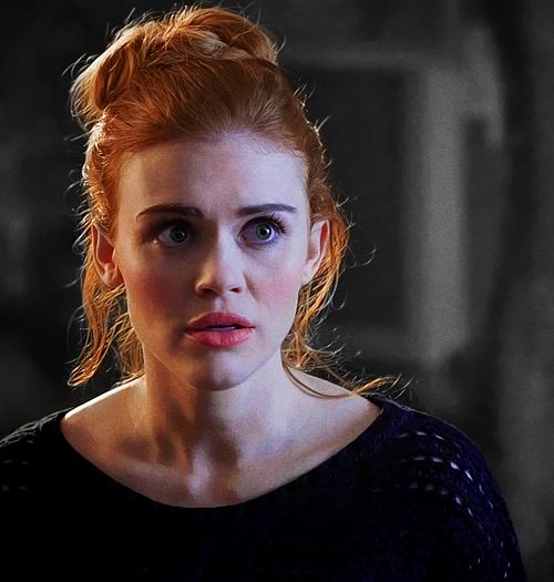 Lydia [Holland Roden] I love her character.