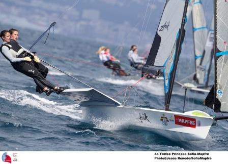 España: 44º Trofeo SAR Princesa Sofía Mapfre.