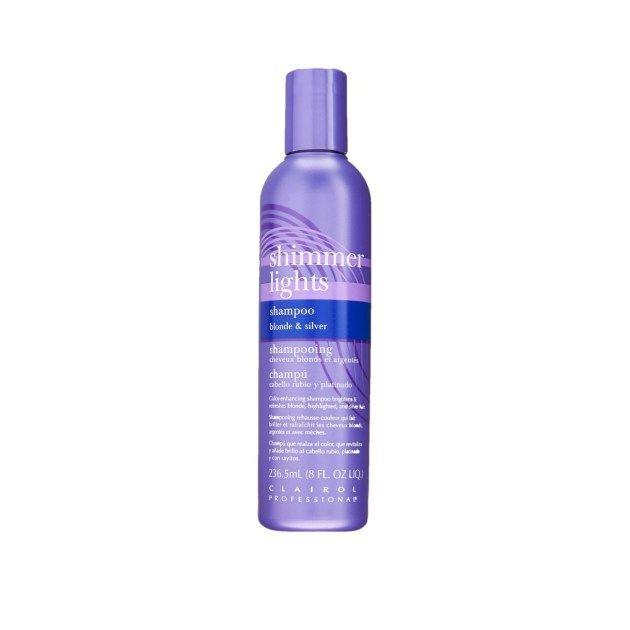 Clairol Shimmer Lights Shampoo With Images Best Purple Shampoo Purple Shampoo Shimmer Lights Shampoo