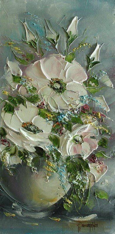Joanna Domagalska  Роскошь цветочного букета... | Записи AЯT (Искусство) | УОЛ