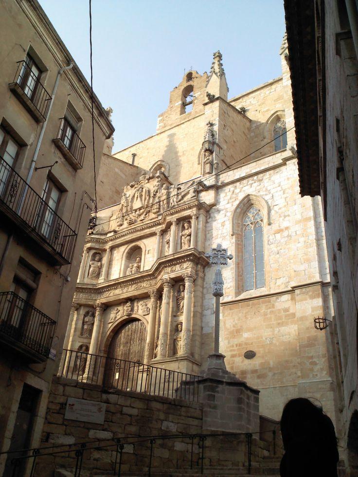 #travel #tarragona #catalunya cataluña #catalonia #spain españa #montblanc #montblanch #catedral #cathedral