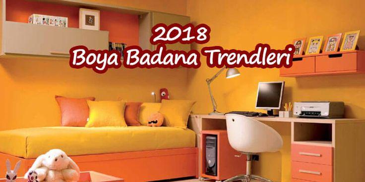 2018 boya renkleri trendleri ve evinize en uygun boya renkleri ile evinizi güzelleştirin! 2018 boya badana renkleri eviniz ve tüm yaşam alanlarınız için uzman