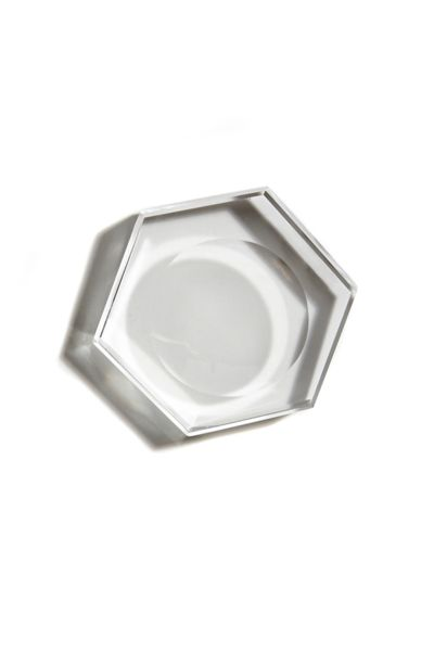 Crystal Adhesive Plate