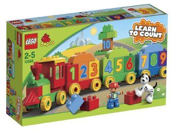 LEGO DUPLO 10558: Number Train: Amazon.co.uk: Toys & Games