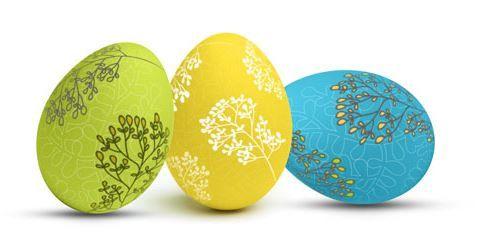 #Uova di #Pasqua di #cioccolata