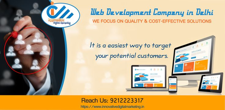 How Web Development Company in Delhi Valuable for You Running a business digitally is more beneficial for business person because it is a easiest way to target your potential customers.  Today, nobody wants to walk right through market, only looks for simple way of communication to enquiry about their needs.  So that Innovative Digital Marketing is providing here web development services to cater a user-friendly website with all-inclusive functionality that help you in carrying out your…