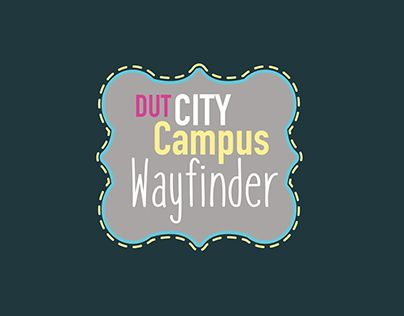 "Check out new work on my @Behance portfolio: ""University City Campus WayFinder"" http://be.net/gallery/40510569/University-City-Campus-WayFinder"