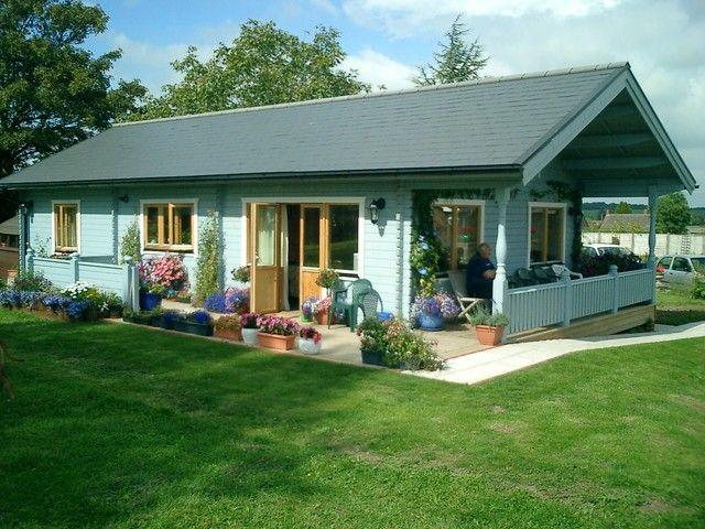 Log Homes - Scandinavian Log Cabins - Scotland