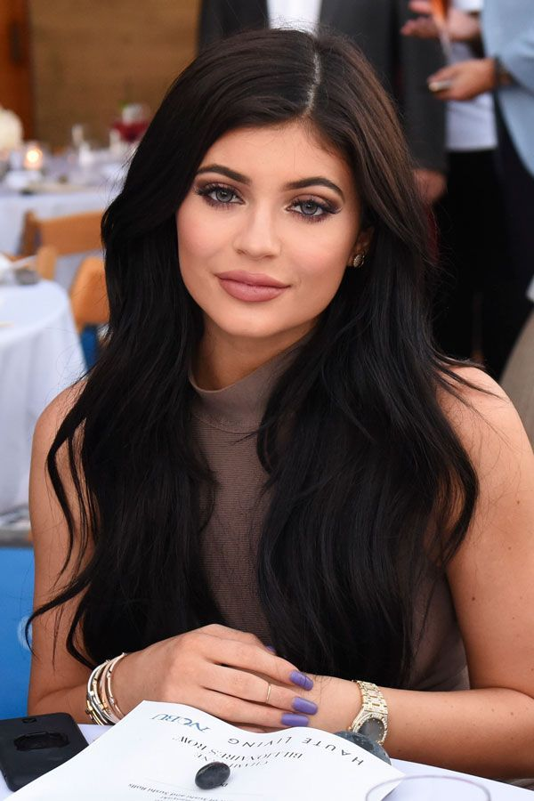 The 25 best kylie jenner hair half up half down ideas on you have to see how much kylie jenners hair has changed pmusecretfo Images