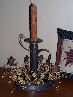 Pretty Candle Holder ****. Country CharmCountry ...
