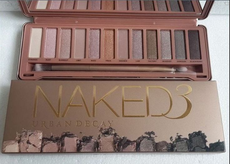 Urban Decay Naked 3 Eyeshadow Palette for $20!!!!!