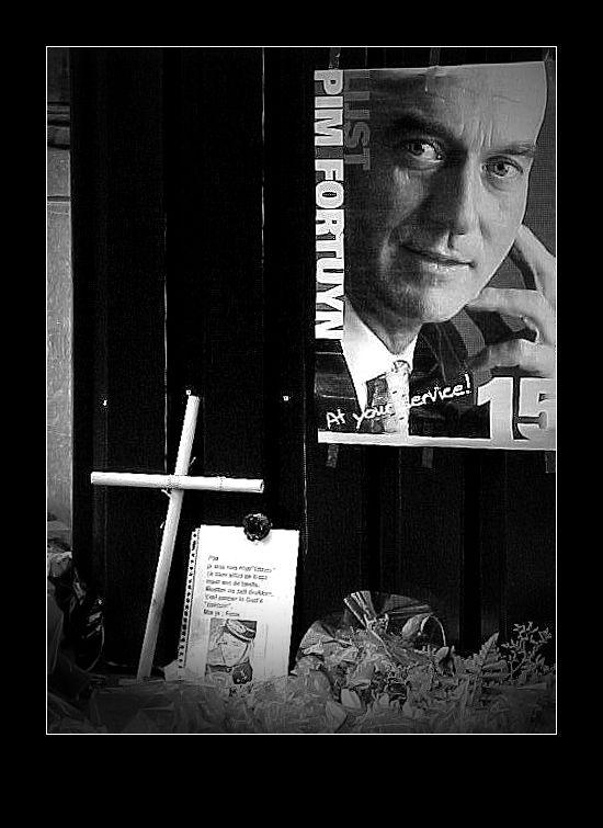 06-05-2002 Murder of Pim Fortuyn. The Netherlands