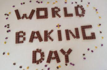 Who's baking with chocolate for #WorldBakingDay? Pledge here -> http://worldbakingday.com/za