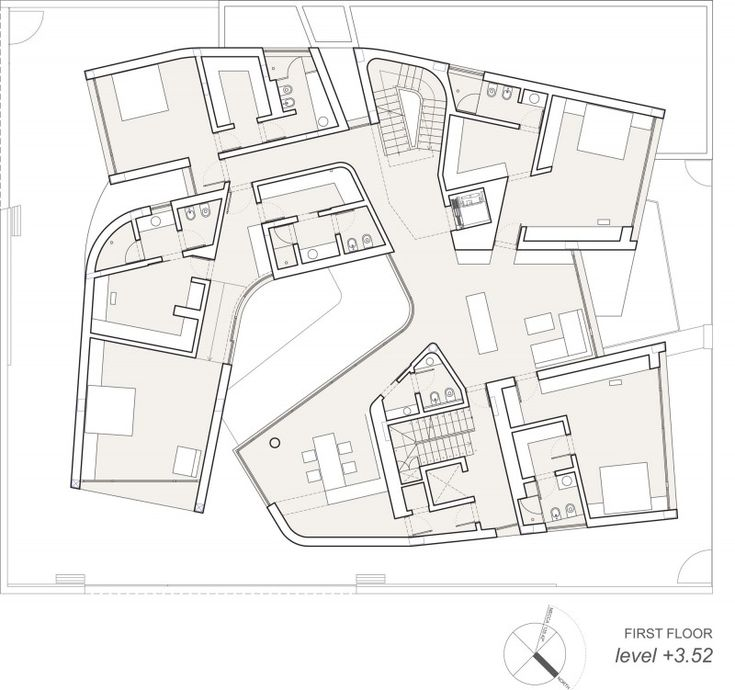 stunning house projects plans. Exquisite Curvy Villa Embossed Luxury Furnishings  Stunning House Floor Plan At The Mop Fisrt Show Four Large Bedrooms In Ev 156 best Plans images on Pinterest plans design and