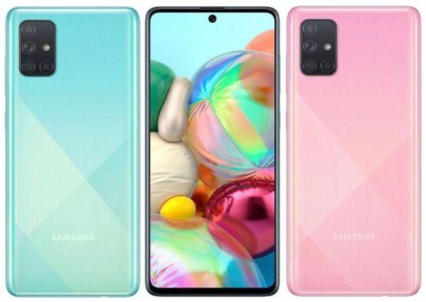 Samsung Heeft Deze Week Twee Nieuwe Smartphones Voor In De Galaxy A Serie Aangekondigd Zo Schreven We Eerder Al Over De Gala Samsung Galaxy Smartphone Samsung