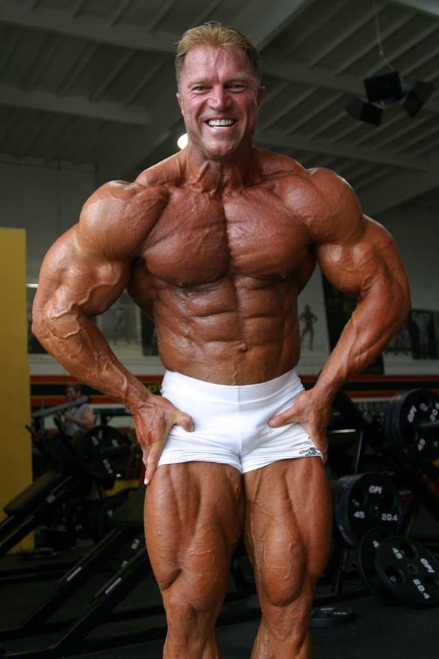Muscle Bear Hairy: Gary Strydom