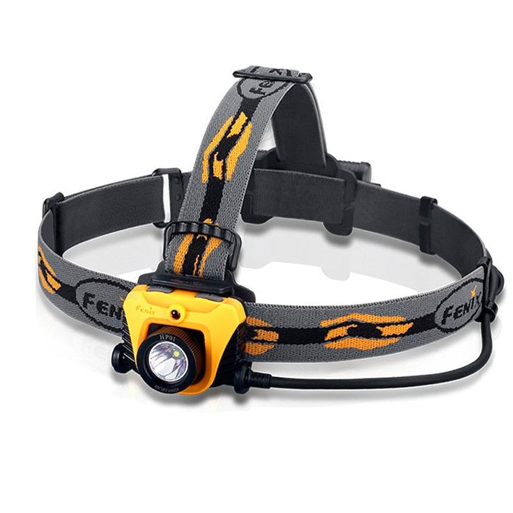 Fenix HP01 | 210 Lumen Head Torch