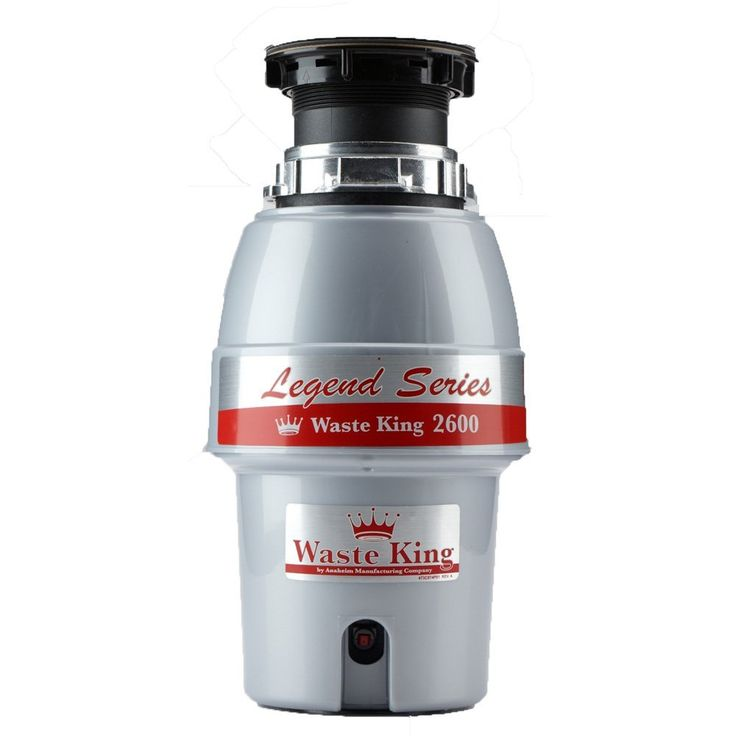 Waste King Legend Series 1/2 HP Continuous Feed Operation Garbage Disposal – (L-2600) Are you searching for the Quietest Garbage Disposal Under $100? Then the Waste King Legend Series ½ HP is a waste disposal that one needs in a modern day kitchen. People used to think that the only way of disposing kitchen waste is collecting the food scrap into a garbage can, keeping it as it is for many days and then throwing out of the house. That's what people used to do, but things have changed now…