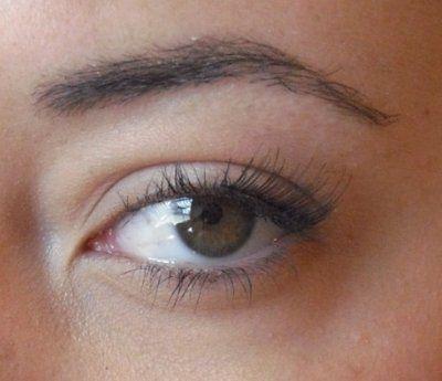 Easy as P'eye :  wedding beauty diy makeup Z20552401 half