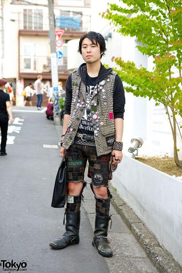 Girls Tour T Shirt Tumblr Street Punk 46