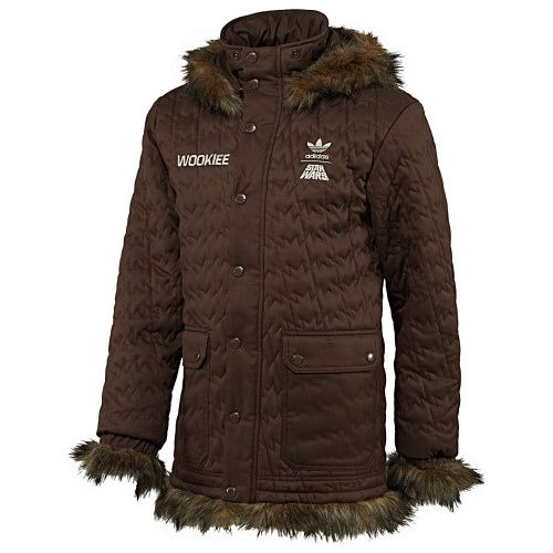 Manteau Adidas Star Wars Chewbacca