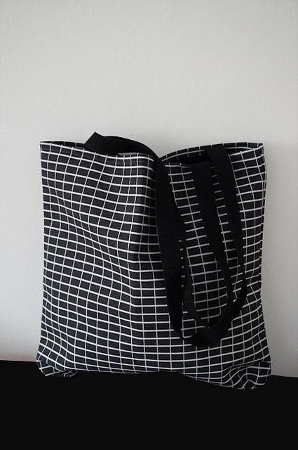 NET Tote Bag by Georgiana Paraschiv | http://society6.com/GeorgianaParaschiv/NET-HjN_Bag#26=197