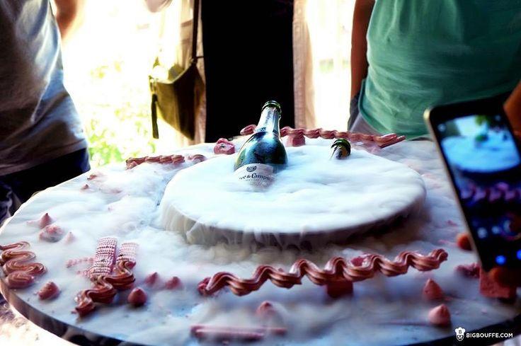 Quand #ofyr sert d'écrin gourmand pour le cava @juveycamps  les chefs français improvisent sur des produits catalans. À Barcelone RESTAURANTE EL TRAPIO Avec les JRE - France et JRE - España Sur une idée de Xavier Sala Avec la participation de :  #Cadí #AlaskaSeafood España La Conreria d'Scala Dei Diaita Hedeos Anxoves de l'Escala Balfegó CAL TOMÀS Can Manent Angulas Roset Gamba de la costa Granja Torres Arroz Illa de Riu Juvé & Camps OXIGEN salud Koppert Cress España Acqua Panna San…