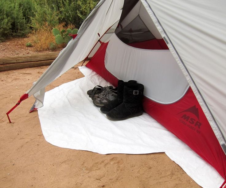 I just bought a new ultralight tent, and after seeing how expensive footprints were I set out to make one myself. A footprint is an important piece of ground protection ...