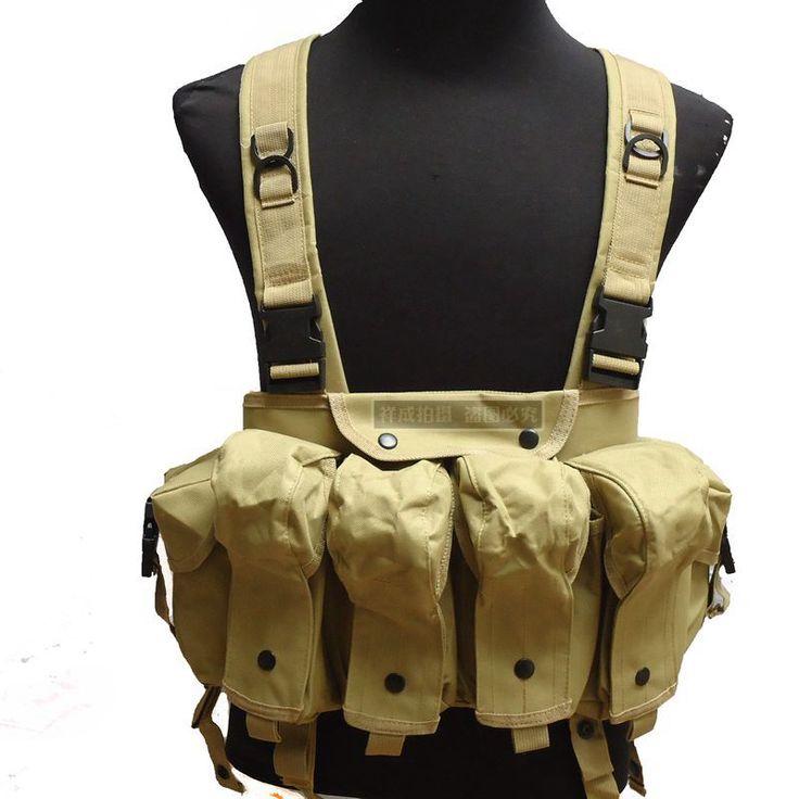Ак шесть мешков Тактический жилет жилет ver5 боевой жилет военный пейнтбол оборудование 7 цвета
