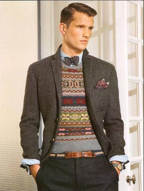 British Fashion Winter