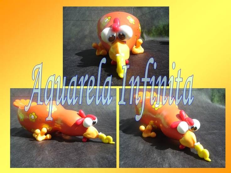 AQUARELA INFINITA - Gourd Art (Arte em Cabaça) aquarela-infinita@hotmail.com    Olha isso!