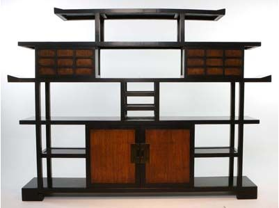 Korean Style Curio Shelf, ,Chinese, Reproduction furniture, Chinese ...