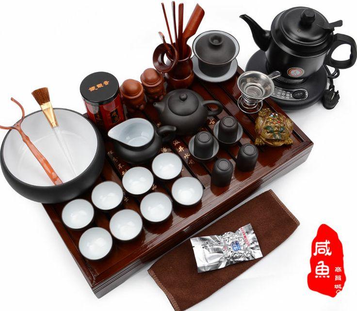 tea Asian sets style