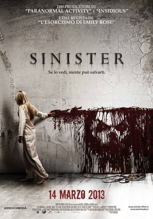 Sinister 【 FuII • Movie • Streaming