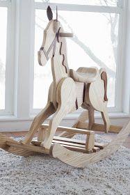 do it yourself divas: DIY Rocking Horse