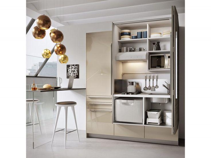 Oltre 25 fantastiche idee su piccole cucine con isola su - Soluzioni cucine ad angolo ...