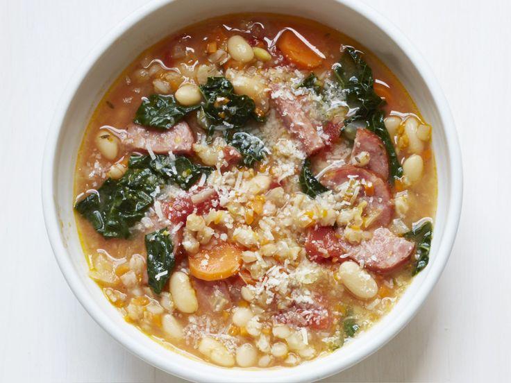 "Giada's ""House"" Soup recipe from Giada De Laurentiis via Food Network"