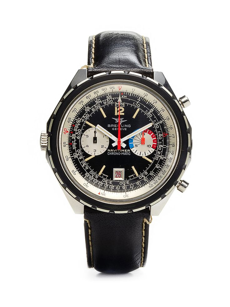 One of the watchings I've always wanted... Breitling Navitimer Chrono-Matic Vintage: Breitling 1967, Vintage Watches, Style, Navitimer Chrono Matic, Breitling Watches, Men Watches