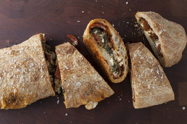 Stromboli | 27 Easy Weeknight Dinners Your Kids Will Actually Like
